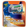 "Кассета для станка ""Fusion. Proglide power"" (2 шт)"
